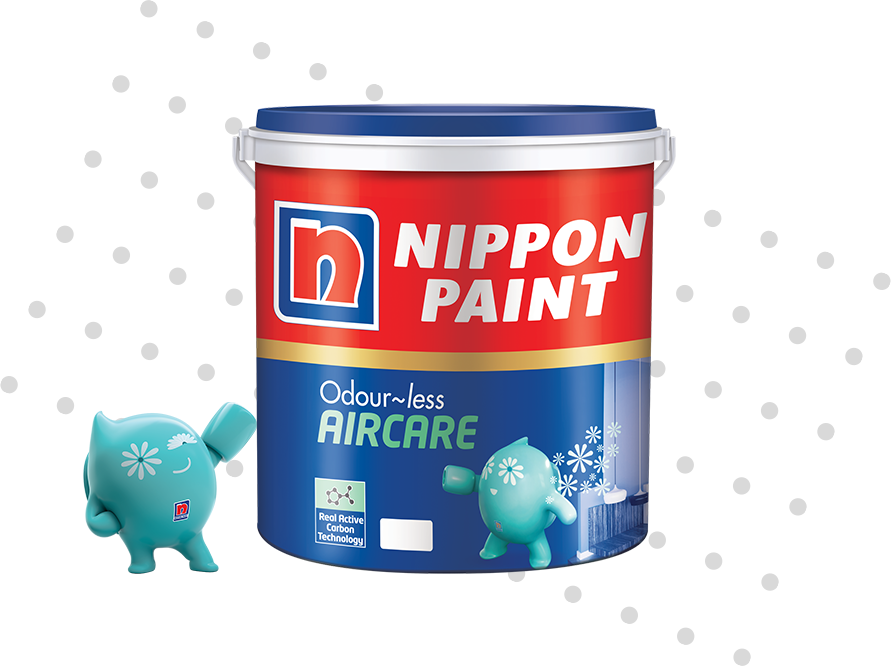 Nippon Paint Odour Less Aircare Nippon Paint India