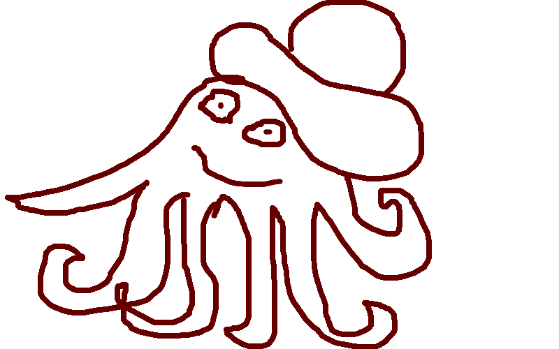 octopus-doodle