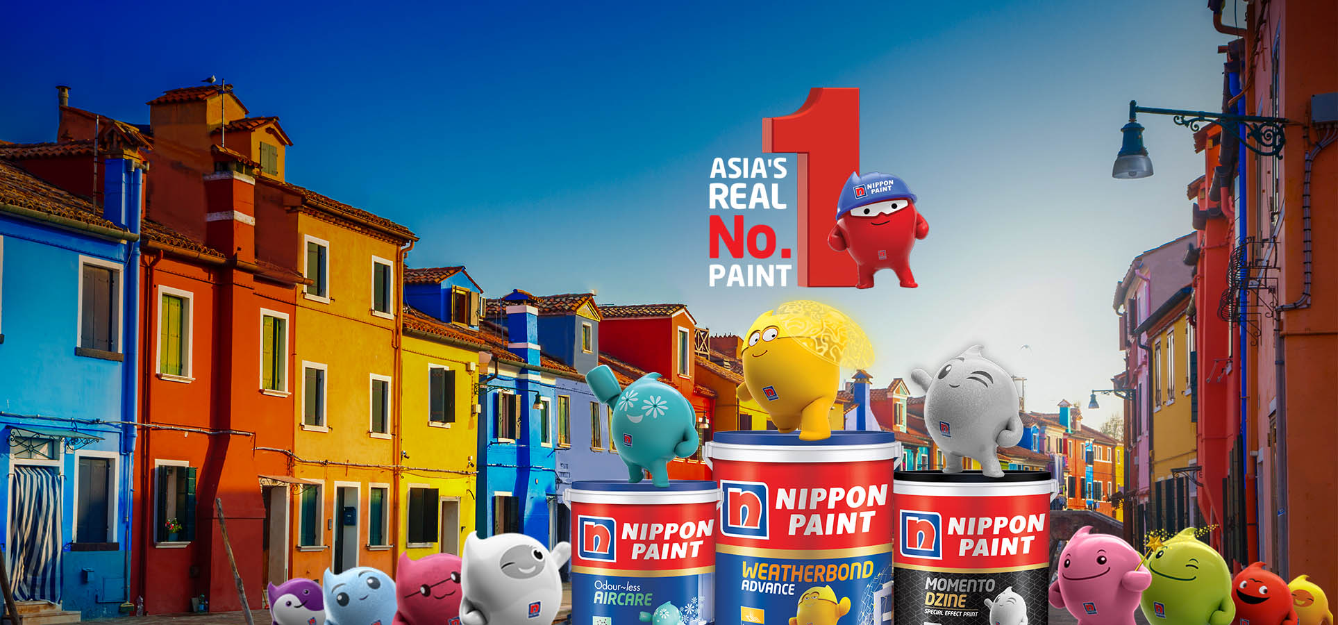 Nippon Paint India – Asia's Real No 1 Paint