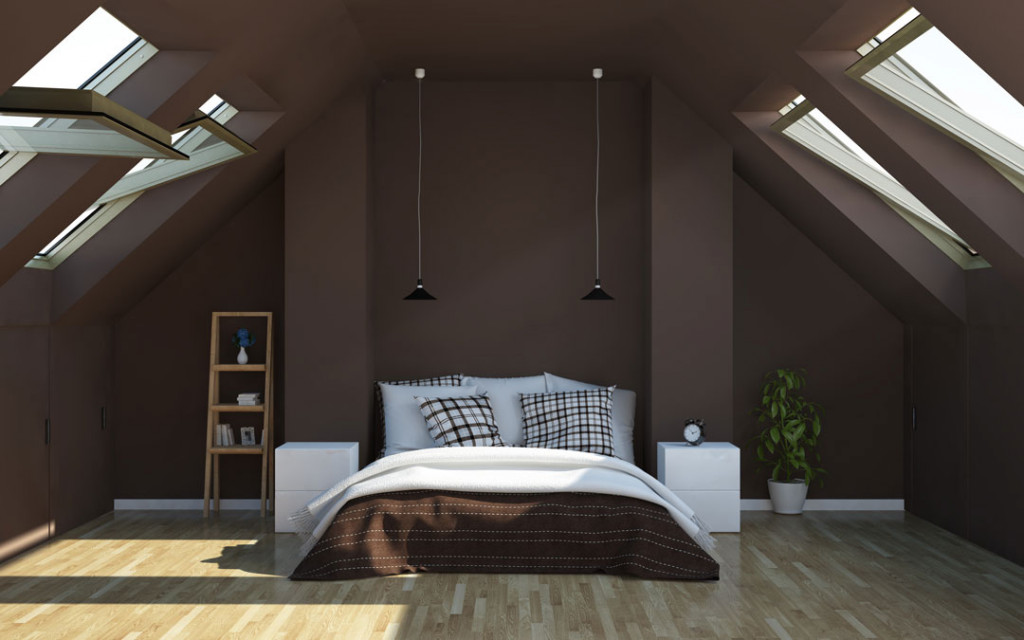 Brown-and-Green-colour-combinations-for-bedroom