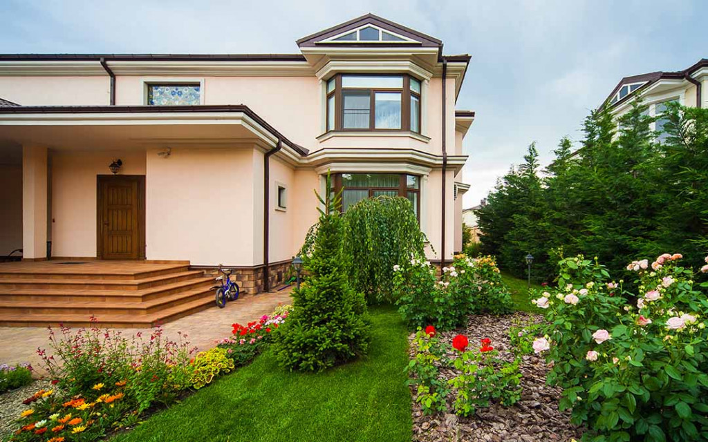 8 tips on how to choose the best exterior paint colours - Nippon paint exterior collection ...