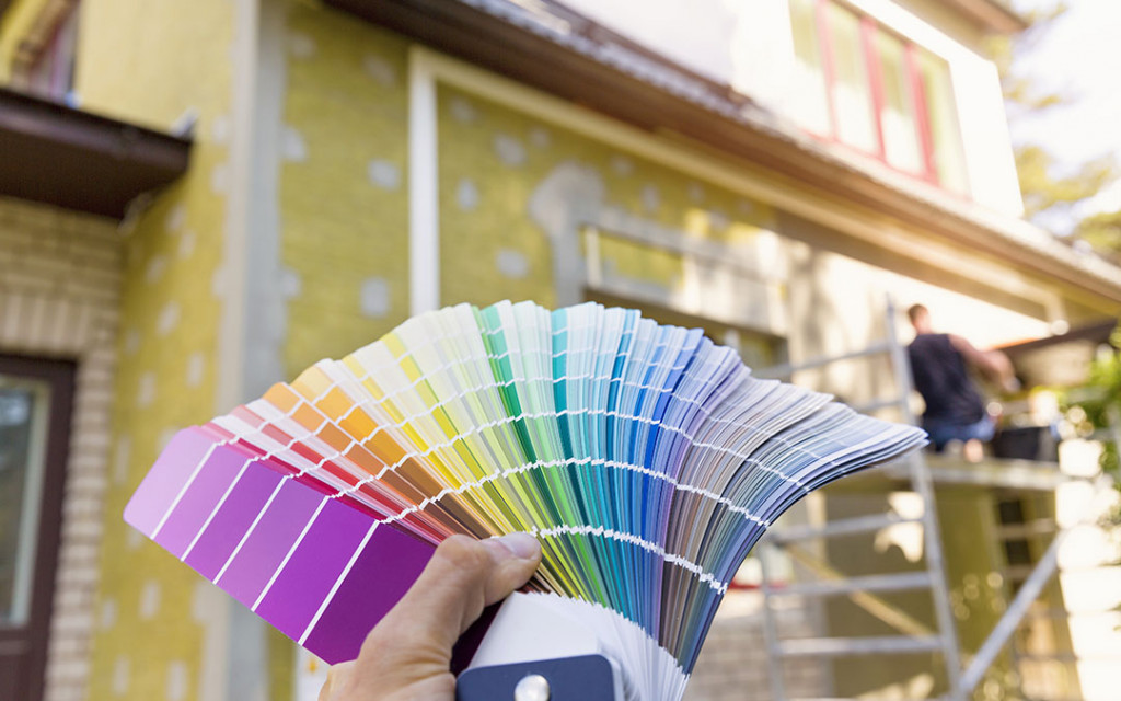 8 Tips On How To Choose The Best Exterior Paint Colours For Indian