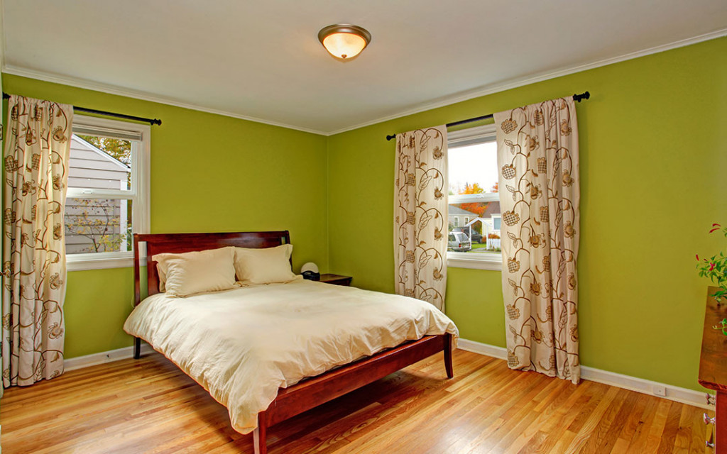 lime-green-bedroom-with-furnished-wall-flooring