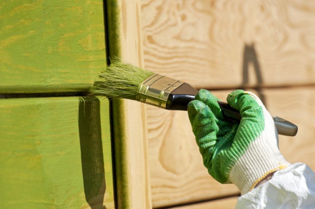 exterior lamination paint