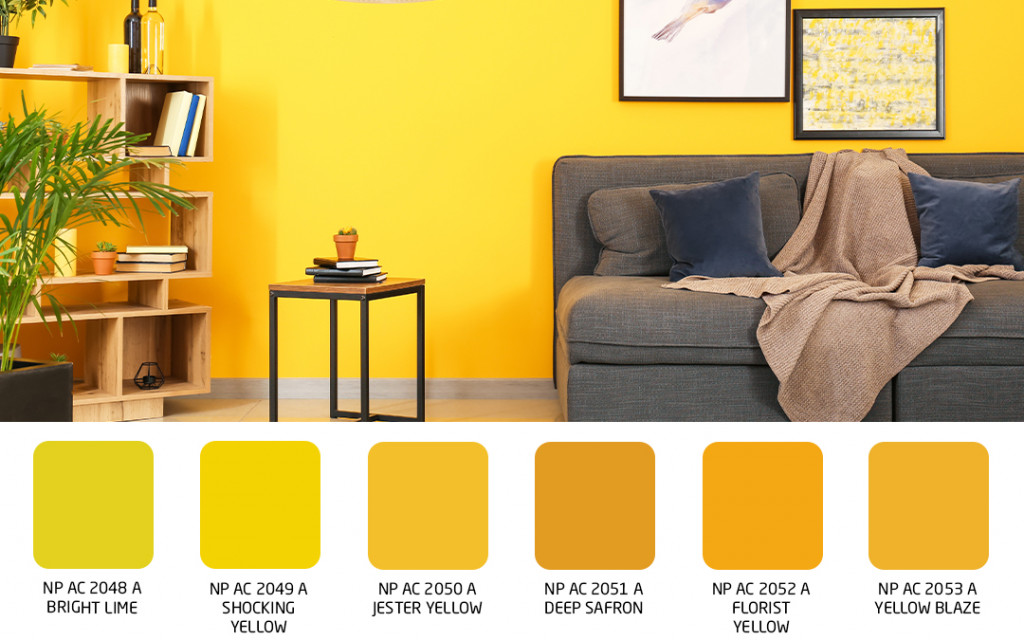 wall colour for your living room