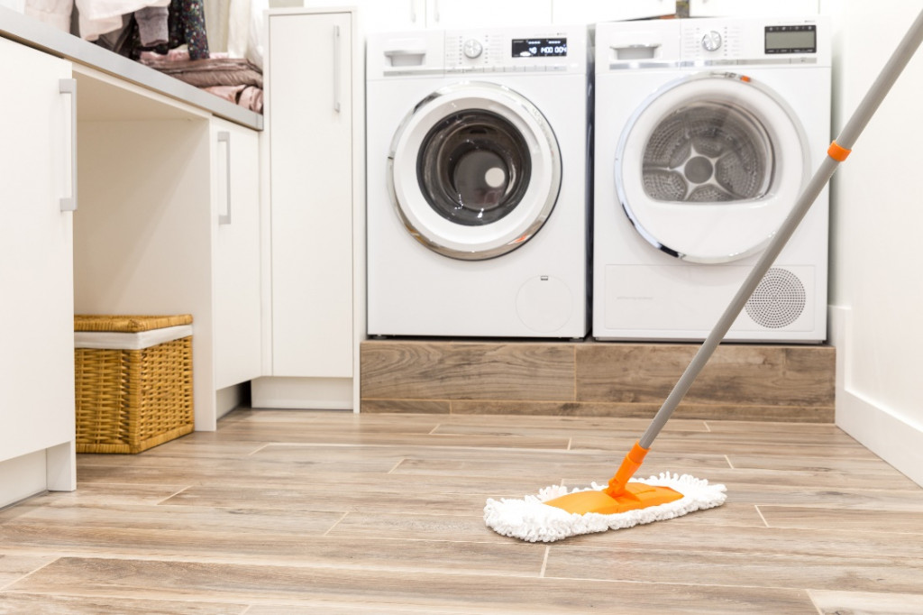 Sanitizing Your Laundry Room